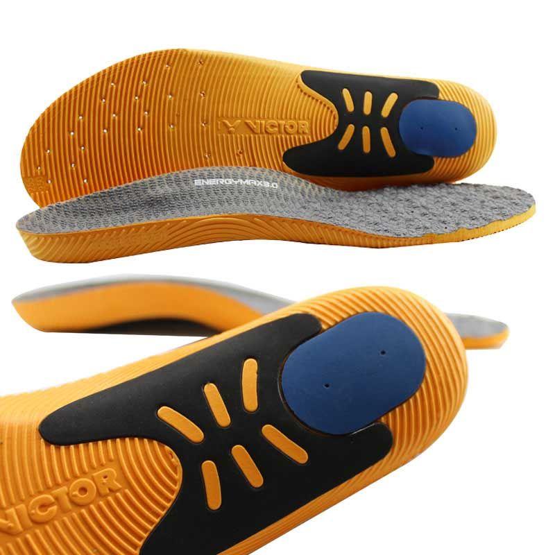 VICTOR Einlegesohle VT-XD 8 Sport Schuh Dämpfung Komfort gelenkschonend – XXL